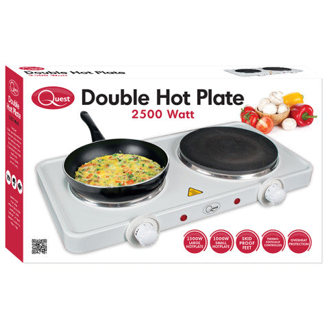 Quest (35250) Double Hot Plate