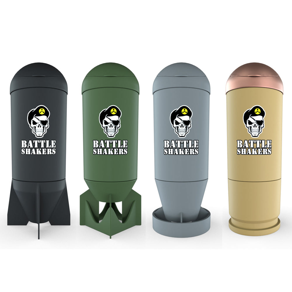 THE ARSENAL - All 4 Battle Shakers + FREE Shipping