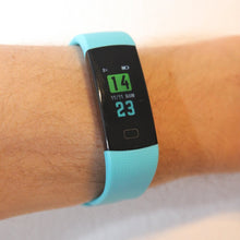 Load image into Gallery viewer, Smart Fitness tracker with color LCD display