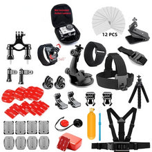 Load image into Gallery viewer, Sport Camera Gopro accessories 25 items kit