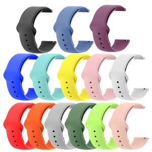 Colorful Silicone Straps for Amazfit Bip