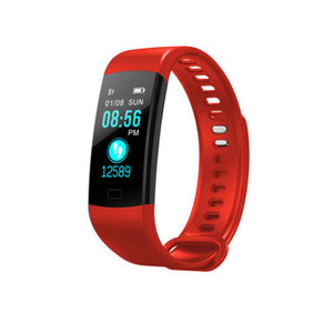 Red Y5 smart watch