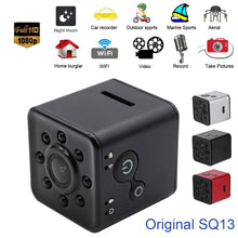 Load image into Gallery viewer, SQ13 Mini Action Camera Wifi FullHD waterproof