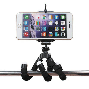 Mini Flexible Octopus Tripod For GoPro / Cellphone / Camera