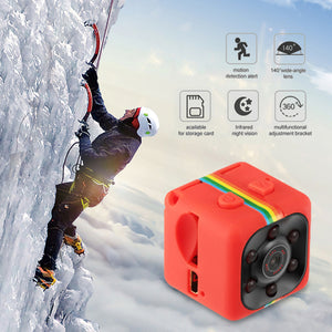 SQ11 Tiny Action Camera FullHD 1080P and night vision