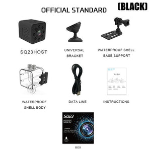 SQ23 Waterproof Action Camera Wifi 1080P