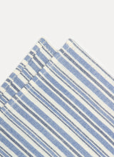 Load image into Gallery viewer, Chambray Stripe Napkins - Westward Home