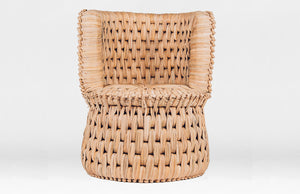 Woven Palm Chair