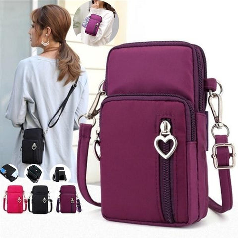 Fashion Women Sports Square Bag Crossbody Shoulder Bags