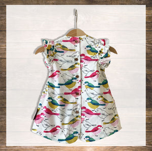 DRESS Tropical Birds