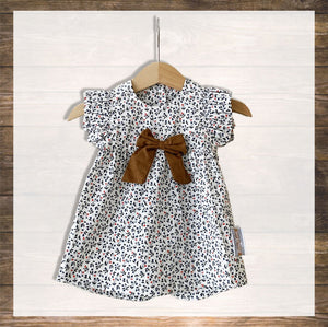 Baby Girl Dress Pretty Stylish Baby Clothes Hong Kong NinyMini flower tulip