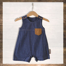 Load image into Gallery viewer, Baby Overall romper Pretty Stylish Baby Clothes Hong Kong NinyMini blue star