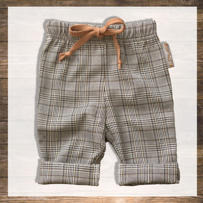 Baby Pant Pretty Stylish Baby Clothes Hong Kong NinyMini Prince of Wales