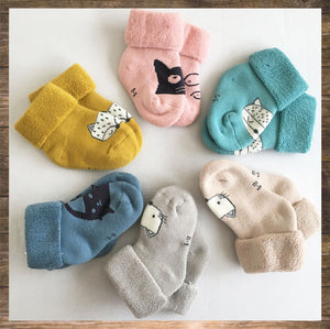SET OF 3 SOCKS MBO