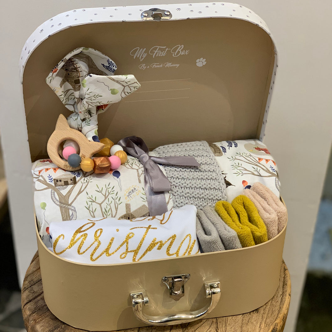 Copy of Christmas Suitcase