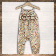 Load image into Gallery viewer, Jumpsuit Long leg toddler girl hong kong Ninymini pastel flower