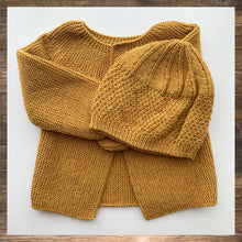 Load image into Gallery viewer, Hand Knitted Outfit Amber
