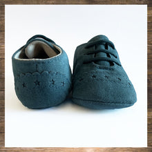 Load image into Gallery viewer, SHOES Moccs Ocean Blue