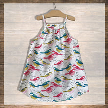 Load image into Gallery viewer, DRESS STRAP Tropical Bird