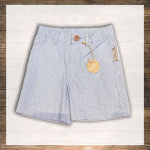 Toddler bermuda boy Pretty Stylish Hong Kong NinyMini  blue