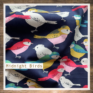 ROMPER Midnight Birds
