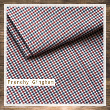 Load image into Gallery viewer, OVERALL Frenchy Gingham
