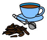 Symbol for loose tea