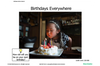 Activities-to-Go: Family Life (Birthdays)