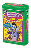 Super Duper® Following Directions Fun Deck®