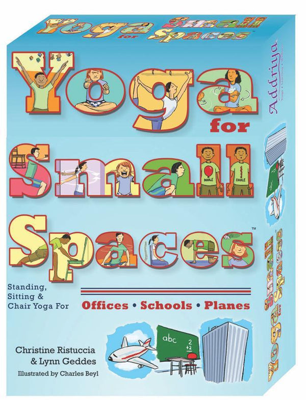 Yoga For Small Spaces Boardmaker