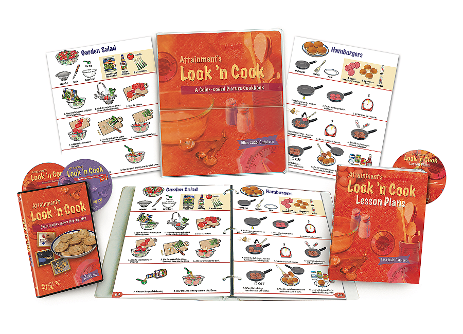 Look 'n Cook Package - Boardmaker