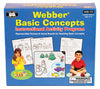 Super Duper® Webber® Basic Concepts Instructional Activity Program