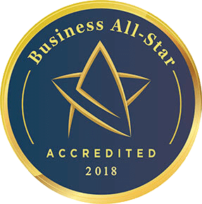 ALL STAR BUSINESS logo