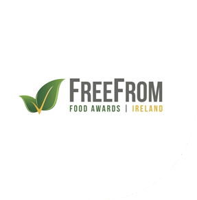 FREE FROM FOOD AWARDS IRELAND logo