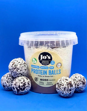 Chocolate Protein Balls: Make At Home Kit