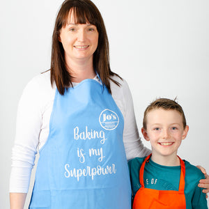 'Baking is my Superpower' Apron