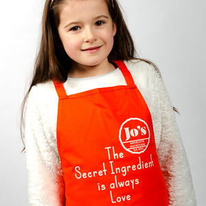'Secret Ingredient' Kids Apron
