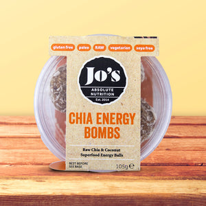 Chia Superfood Energy Bomb 105g