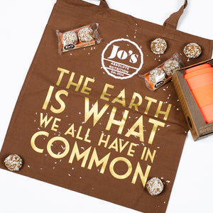 'The Earth' Tote Bag