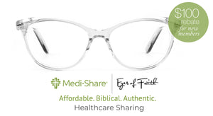 For Immediate Release: Eyes of Faith Announces Partnership with Medi-Share