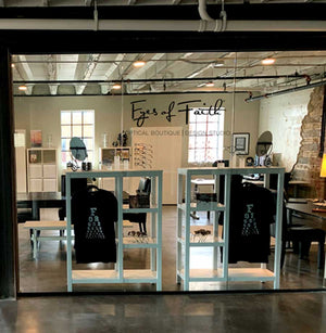 Vision Monday: Eyes of Faith Inspires With New Brand Showroom