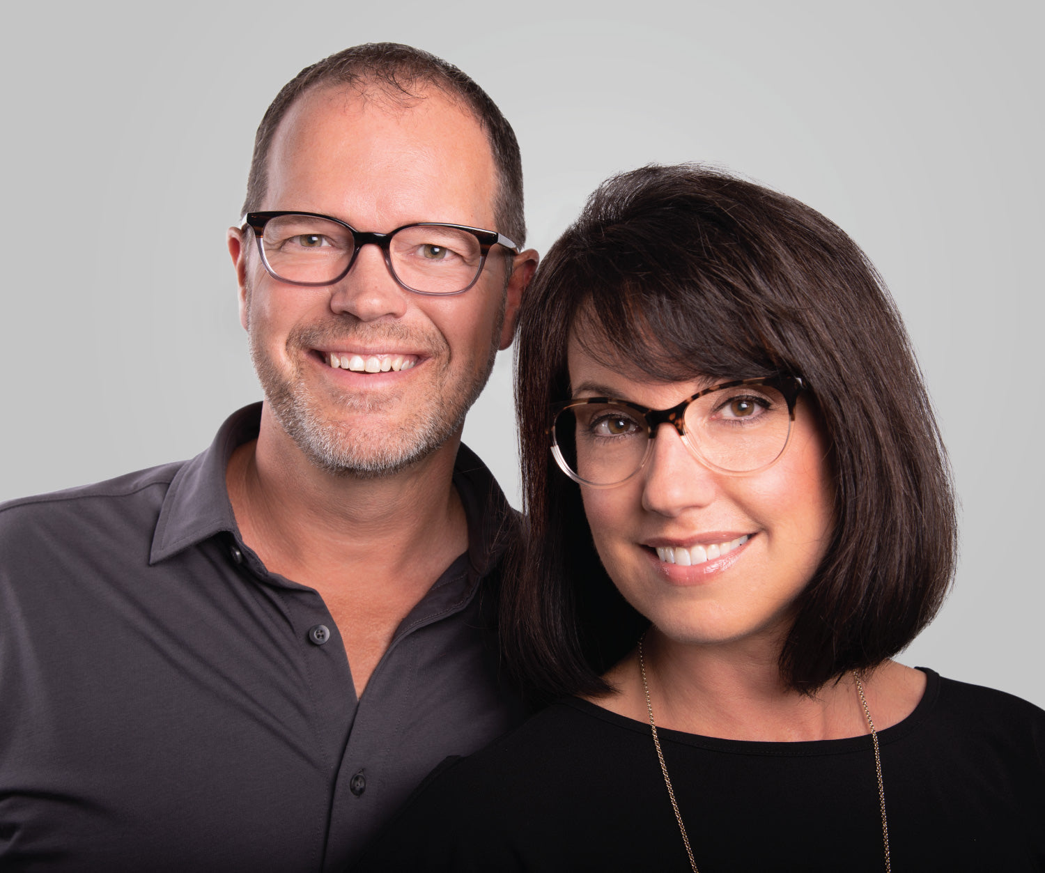 Co-Founders Jim Schneider and Amy Schneider