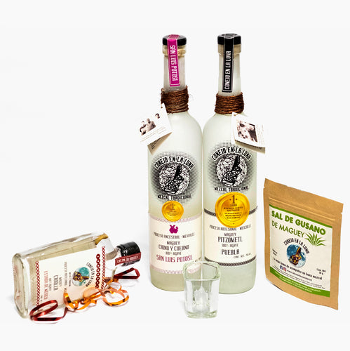 Kit de Mezcal Tradicional Plus