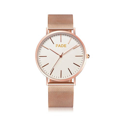 Blush watch fade watches