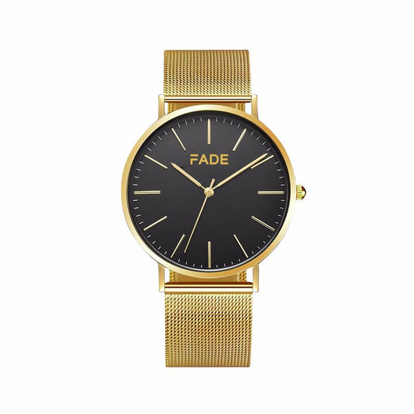 Golden hour watch fade watches