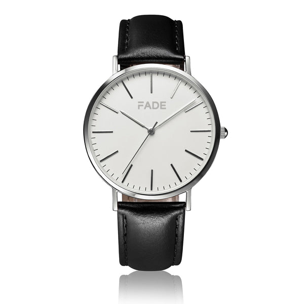 Platinum black watch fade watches