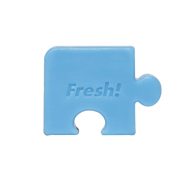 Fresh Food For Skin | Blueberry Energizing Puzzle Soap