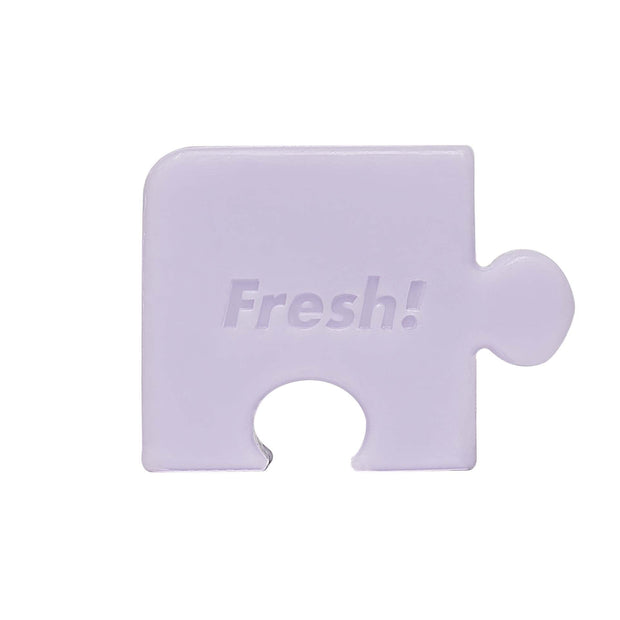Fresh Food For Skin | Fig Brightening Puzzle Soap