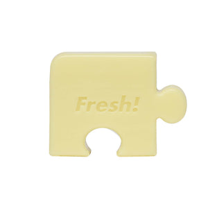 FARMSKIN Fresh Food For Skin | Grape Moisturizing Puzzle Soap