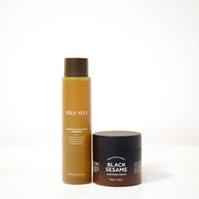 Load image into Gallery viewer, Vely Vely | 2pc Artemisia Balance Essence & Black Sesame Soothing Cream Bundle